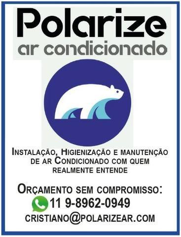 Ar Condicionado - Manutenção - Higienização - Instalação - Foto 4
