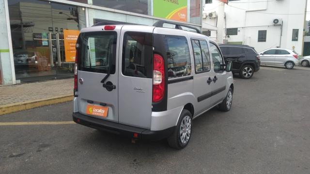 FIAT DOBLÒ 2017/2018 1.8 MPI ESSENCE 7L 16V FLEX 4P MANUAL - Foto 10