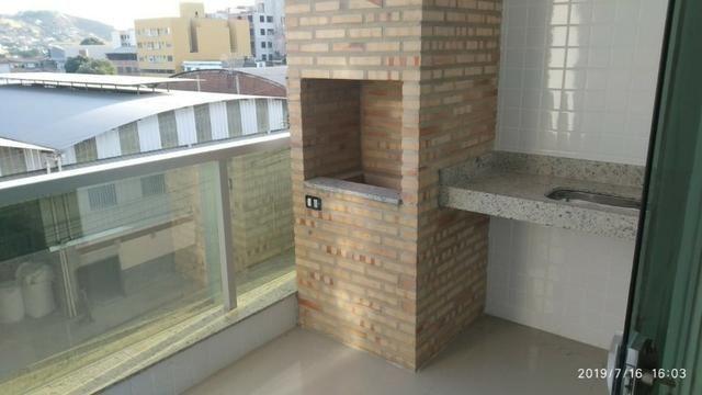 Apartamento em Ipatinga. Cód. A202. 3 quartos/suíte, sacada gourmet, 90 m². Valor 250 mil - Foto 2