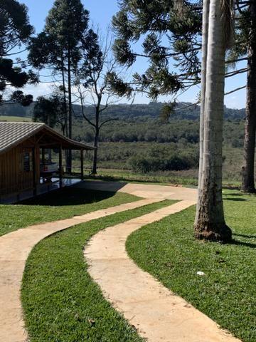 Troco ou vendo chácara em Quitandinha por imóvel em Curitiba ou Balneário Camboriú - Foto 7