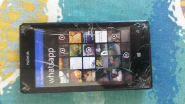 Nokia lumia 4gigas zapzap Wi-Fi mp3 câmera - Foto 3