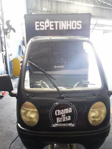 Tuk Tuk - Espetinho Gourmet - Food Truck - Foto 6