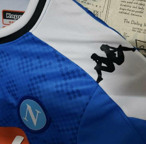 Camisa do Napoli - Foto 3