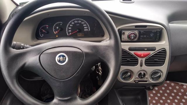 Fiat Siena 2007 completo impecável - Foto 10