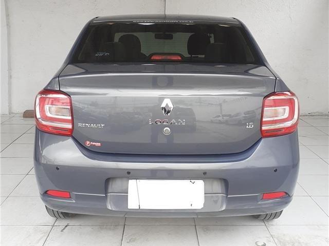 Renault Logan 1.6 expression 8v flex 4p manual - Foto 6