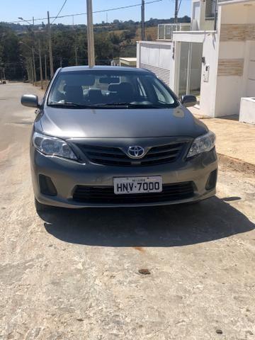 Toyota Corolla GLI 2013 (único dono) 87.000 km