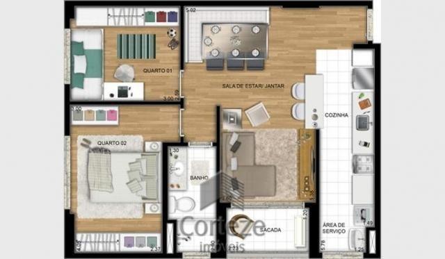 Apartamento 2 quartos a venda no Cristo Rei - Foto 2