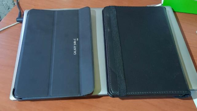 "Tablet Galaxy Tab E T560 9.6"" c/ 2 Case - Foto 2"