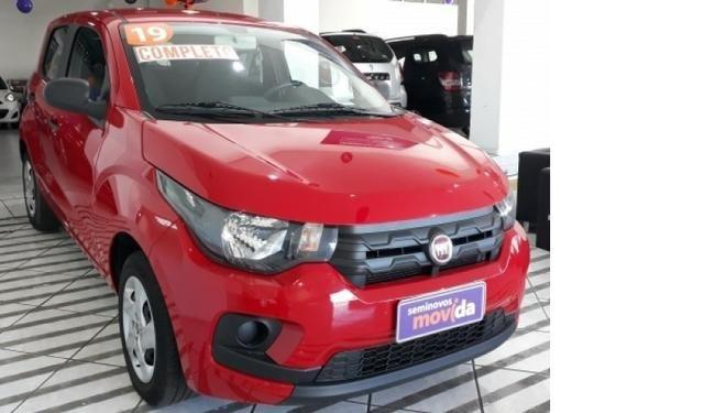 Fiat Mobi Like 1.0 Fire / 2 Anos de garantia - Foto 4