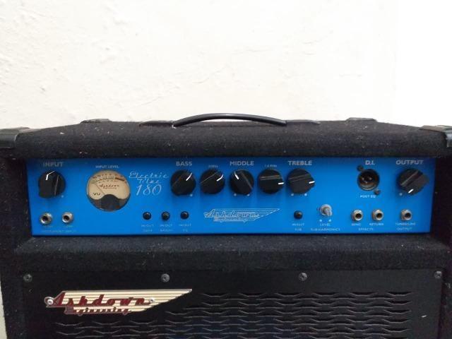 Amplificador - Ashdown Electric Blue 180
