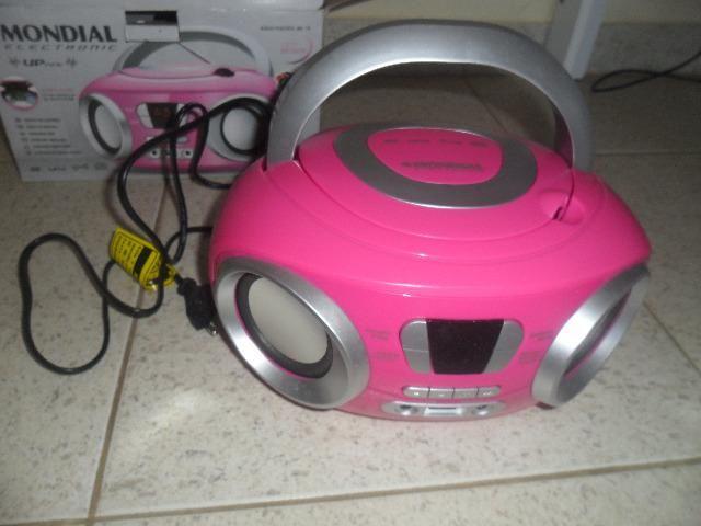 Som Portatil CD - Radio - Foto 4