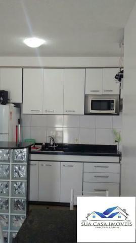 MG Apartamento de 2 dois quartos em Manguinhos próximo da Praia - Foto 8
