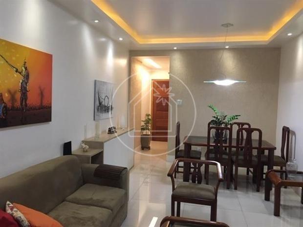 Apartamento à venda com 3 dormitórios em Tijuca, Rio de janeiro cod:842115 - Foto 2