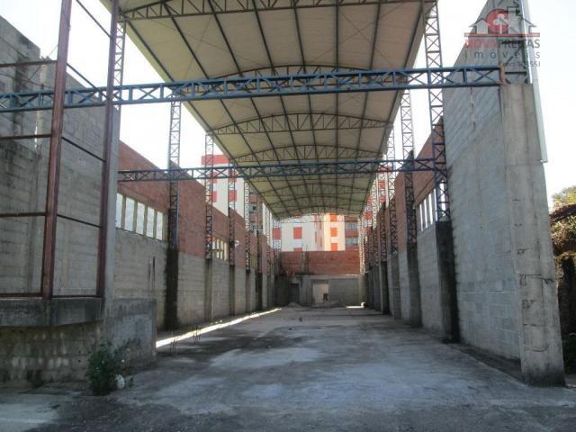 Galpão/depósito/armazém à venda em Sumaré, Caraguatatuba cod:GA0055 - Foto 3