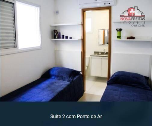 Apartamento à venda com 2 dormitórios em Parque industrial, São josé dos campos cod:AP3174 - Foto 9