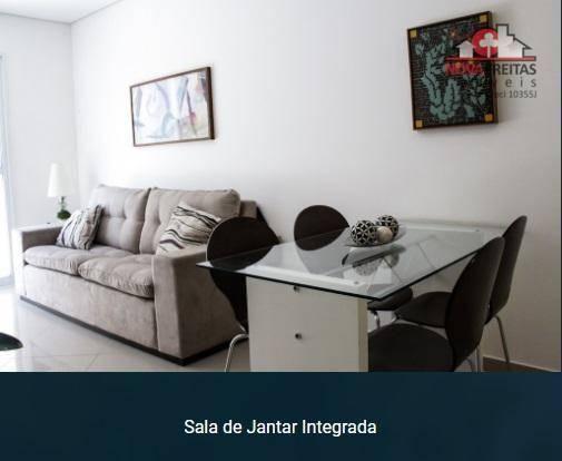 Apartamento à venda com 2 dormitórios em Parque industrial, São josé dos campos cod:AP3174 - Foto 7