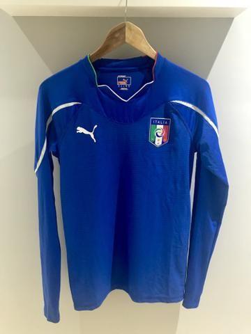 Camisa Puma Itália 2010 - Roupas e calçados - Tijuca 503e3b1f74f96