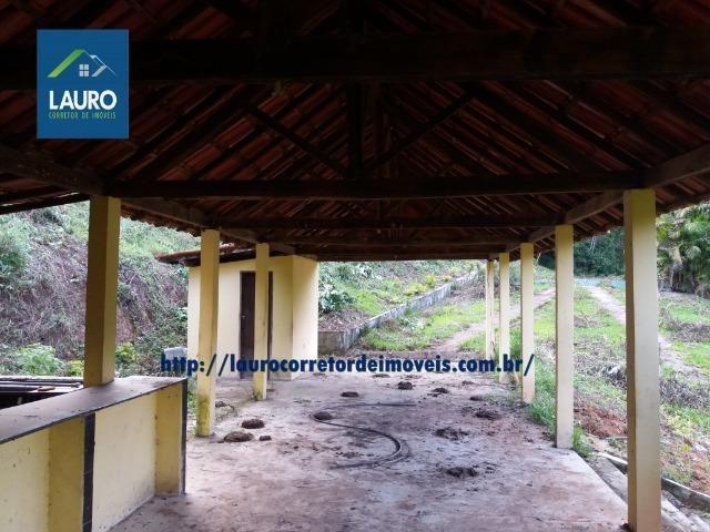Oportunidade, vende-se chácara com 2 piscinas em Itaipé - Foto 6