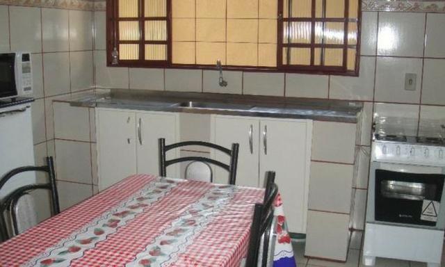 Casa mobiliada em Cuiabá para temporada, acomoda 9 pessoas, não necessita fiador - Foto 12