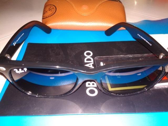 53db1fe26 Óculos de Sol Ray Ban New Wayfarer Original ( só venda ...