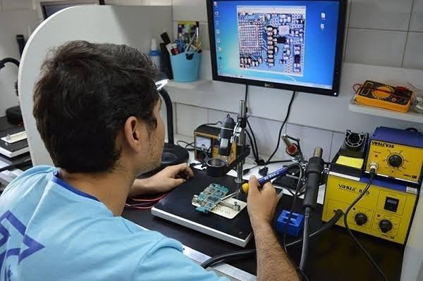 Curso completo de conserto de celulares online