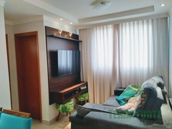 Apartamento  com 2 quartos no Spazio Louvre - Bairro Gleba Palhano em Londrina