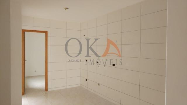 Casa 42m² 02 dormitórios no campo de santana é na oka imóveis - Foto 9