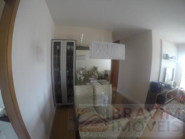 Lindo apartamento com 3 quartos em Morada de Laranjeias - Foto 10