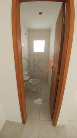 Casa 42m² 02 dormitórios no campo de santana é na oka imóveis - Foto 18