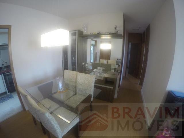 Lindo apartamento com 3 quartos em Morada de Laranjeias - Foto 11