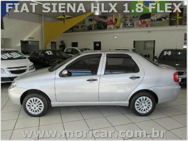 Fiat Siena Hlx 1.8 Flex - Ano 2006 - Bem Conservada - Foto 6