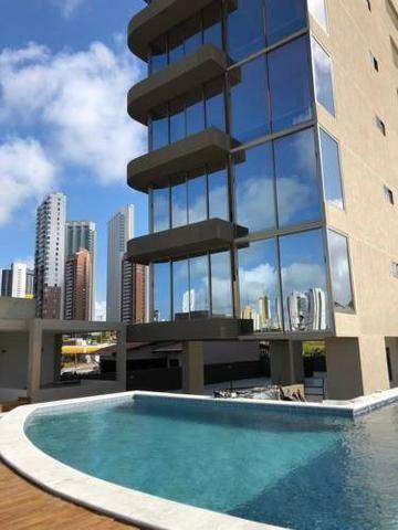 Apartamento em Ponta Negra - 2/4 Suíte - 55m² e Cobertura de 171m²