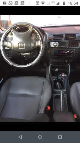 Honda Civic 2000 lx - Foto 2