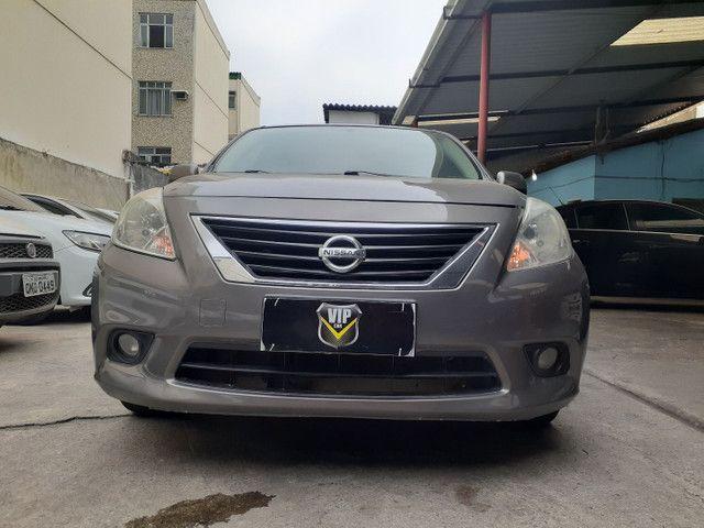 Nissan Versa SL 1.6 Flex C/Entrada+48x598 fixas  - Foto 3
