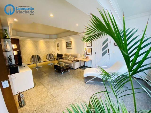 Apartamento à venda, 156 m² por R$ 650.000,00 - Meireles - Fortaleza/CE - Foto 4