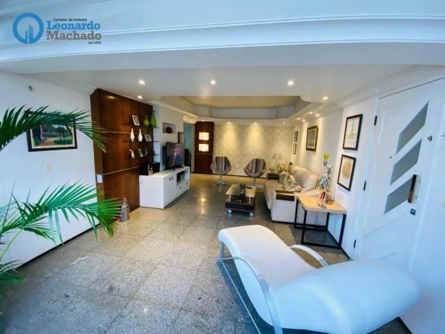 Apartamento à venda, 156 m² por R$ 650.000,00 - Meireles - Fortaleza/CE - Foto 2