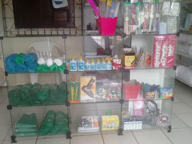 Vendo Balcao De Vidro Novo Bem Largo Moveis Sao Luis 727628619