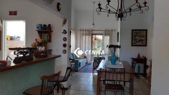 Casa com 3 dormitórios à venda, 120 m² por R$ 530.000 - Foto 14