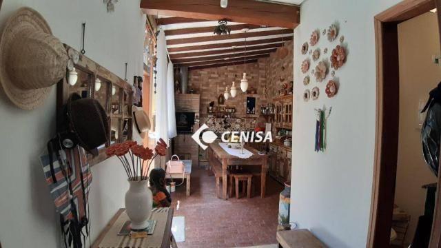 Casa com 3 dormitórios à venda, 120 m² por R$ 530.000 - Foto 9