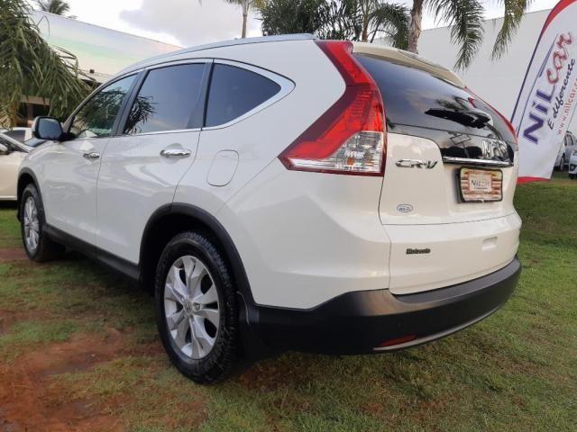Honda Cr-v Exl 2.0 Flexone 16v 2wd Aut. - Foto 3