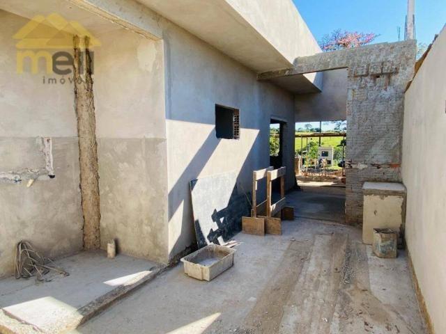 Casa com 3 dormitórios à venda, 131 m² por R$ 550.000,00 - Valência I - Álvares Machado/SP - Foto 7