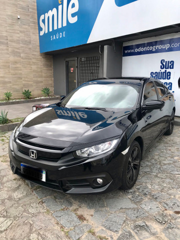 Civic Sport 18/18 c/ 30.000 Km
