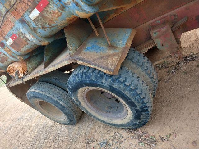 Caminhão caçamba - Foto 6