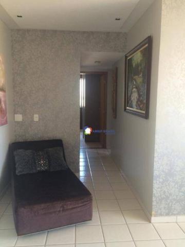 Apartamento com 3 dormitórios à venda, 81 m² por R$ 305.000,00 - Cidade Jardim - Goiânia/G - Foto 2