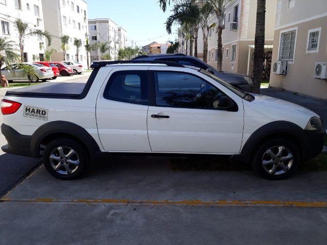 Fiat Strada Work (Impecável) - Foto 4