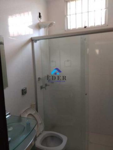 Casa à venda com 3 dormitórios em Vila xavier (vila xavier), Araraquara cod:CA0130_EDER - Foto 8