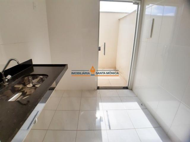 Apartamento à venda com 2 dormitórios em Candelária, Belo horizonte cod:14572 - Foto 5