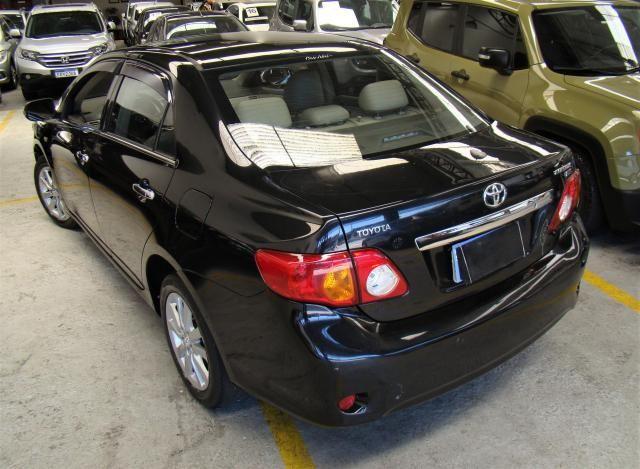 Toyota Corolla  Sedan SEG 1.8 16V (flex) (aut) FLEX AUTOMÁT - Foto 2
