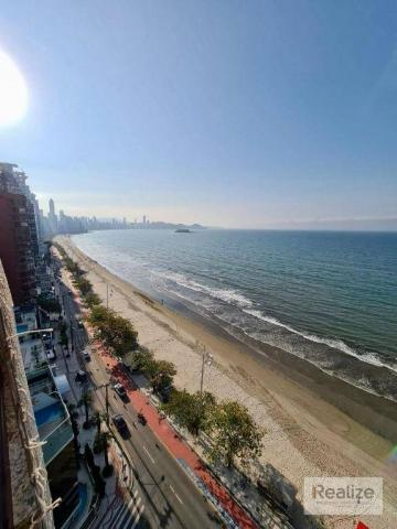 Apartamento frente mar Balneário Camboriu - 3 suítes - Foto 10