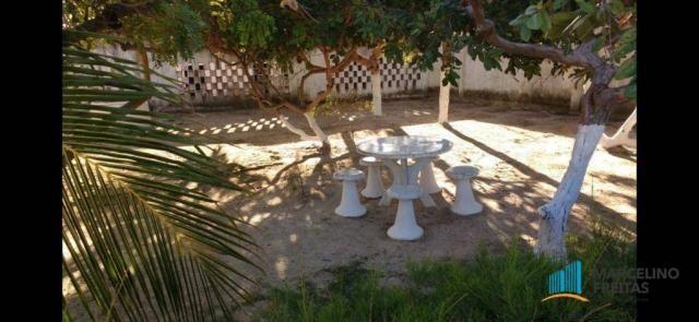 Casa à venda, 210 m² por R$ 550.000,00 - Mangabeira - Eusébio/CE - Foto 8